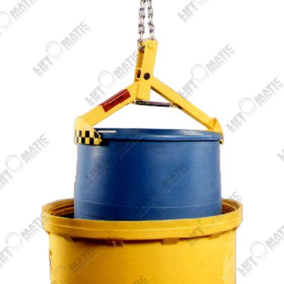机械式油桶夹具